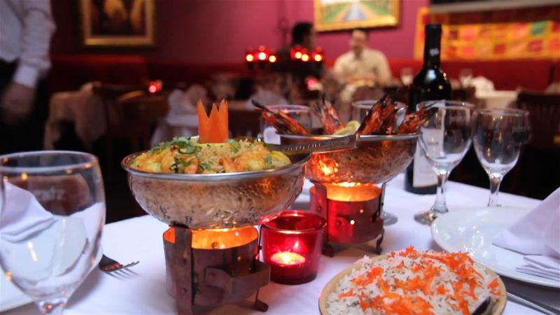 Meilleur restaurant indien Paris